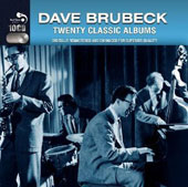 Dave Brubeck: Twenty Classic Albums