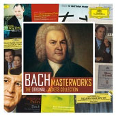 Bach Masterworks: The Original Jackets Collection [Limited Edition] [50 CDs]