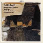 Hindemith: Complete Cello Concertos / Geringas, Albert