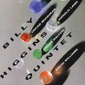 Billy Higgins (Drums): Billy Higgins Quintet