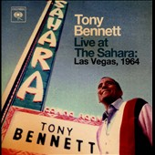 Tony Bennett: Live at the Sahara: Las Vegas, 1964