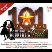 Various Artists: 101 Country & Irish [Box]