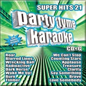 Karaoke: Party Tyme Karaoke: Super Hits, Vol. 21