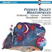 Russian Ballet Masterpieces / J&auml;rvi, Scottish NO, London SO