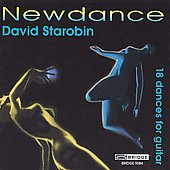 Newdance - 18 dances for guitar / David Starobin
