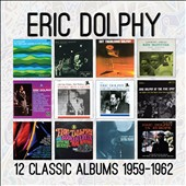 Eric Dolphy: Twelve Classic Albums: 1959-1962 [Box]