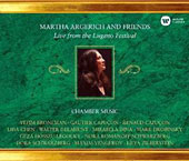 Martha Argerich and Friends: Live from the Lugano Festival 2002-2004
