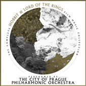 The Complete Hobbit & Lord of The Rings Film Music Collection / City of Prague PO