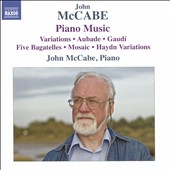 John McCabe: Piano Music / John McCabe, piano