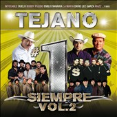 Various Artists: Tejano No. 1's Siempre, Vol. 2