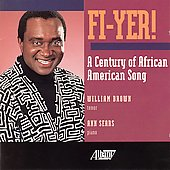 Various Artists: Fi-Yer!: A Century of African American Song