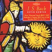 Bach: The Works for Organ Vol 11 / Kevin Bowyer