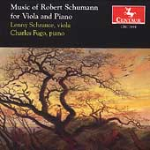Schumann: Music for Viola & Piano / Schranze, Fugo