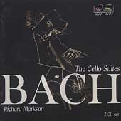 Bach: Cello Suites / Richard Markson