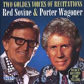 Red Sovine: Two Golden Voices of Recitations