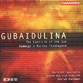 Gubaidulina: The Canticle of the Sun, etc / Geringas, et al