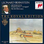 The Royal Edition - Shostakovich: Symphony no 7 / Bernstein