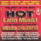 Various Artists: The Best of the Best Hot Latin Music