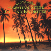 Various Artists: Voyager Series: Hawaiian Steel Guitar Favorites