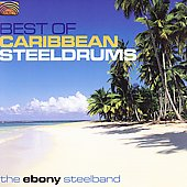 Red Stripe Ebony/Ebony Steelband/Red Stripe Ebony Steelband: Best of Caribbean Steeldrums [Remaster]