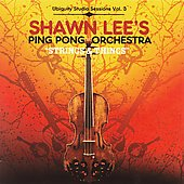 Shawn Lee: Strings and Things: Ubiquity Studio Sessions, Vol. 3