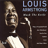 Louis Armstrong: Mack the Knife [Goldies]