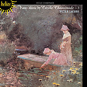 Chaminade: Piano Music Vol 3 / Peter Jacobs