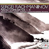 Rachmaninov: Piano Concertos no 1-4 / Mistchuk, et al