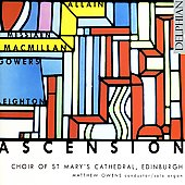 Ascension / Owens, St. Mary's Cathedral Choir Edinburgh