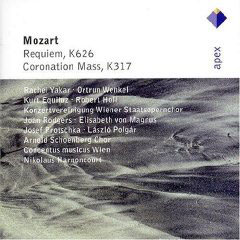 Mozart: Requiem K.626, Coronation Mass