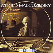 Brahms, Beethoven, Chopin / Witold Malcuzynski