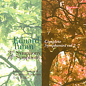 Tubin: Symphonies Vol 2 / Volmer, Estonian National SO