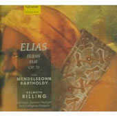 Mendelssohn: Elijah / Rilling, Bach Collegium Stuttgart