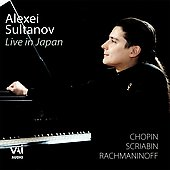 Sultanov Live in Japan - Chopin, Scriabin, Rachmaninov