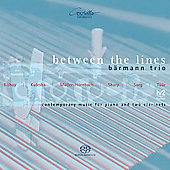 Between the Lines / John Noel Attard, Bärmann Trio