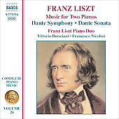 Liszt: Complete Piano Music, V 26 / Franz Liszt Piano Duo