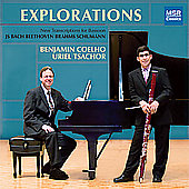 Explorations - Transcriptions for Bassoon / Coelho, Tsachor