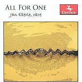 All For One - Richer, Roseman, Willey, Telemann, Silvestrini, etc / Jan Eberle