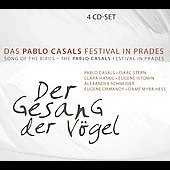 Songs of Birds: Pablo Casals Festival in Prades