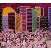 Nuyoricano Tango for Flute & Guitar