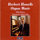 Herbert Howells Organ Music