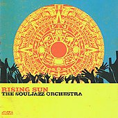 The Souljazz Orchestra: Rising Sun