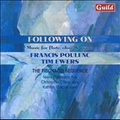 Following On:  Music for flute, oboe and piano