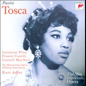 Puccini: Tosca / MET, Price, Corelli