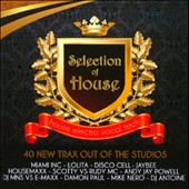 Various Artists: Selection of House