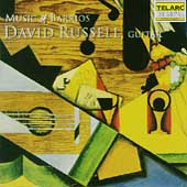 Music of Barrios / David Russell