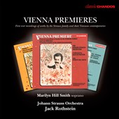Vienna Premiere, Vol. 1-3 / Works by the Strauss Family & their contemporaries, Marily Hill Smith, soprano
