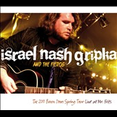 Israel Nash Gripka/Los Fieros: Live at Mr. Frits: Barn Doors Spring Tour 2011 [Digipak]