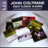 John Coltrane: Eight Classic Albums [Box]