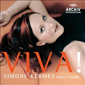 Viva! Simone Kermes Sings Vivaldi / Andrea Marcon - Venice Baroque Orch.